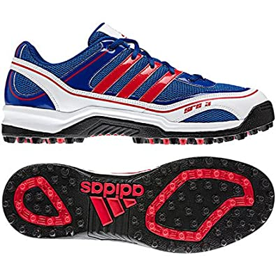 3d931f710286 Adidas SRS 3 GB Team Hockey Trainers Size 10 UK  Amazon.co.uk  Shoes   Bags