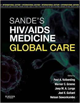 Sande's HIV/ AIDS Medicine: Global Care by Paul Volberding (2012-04-18)