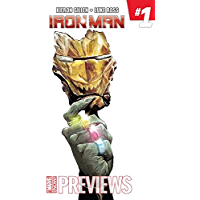 March 2014 Marvel Previews (English Edition)