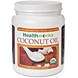 Healthworks Coconut Oil Organic Extra Virgin Cold-Pressed, 16oz