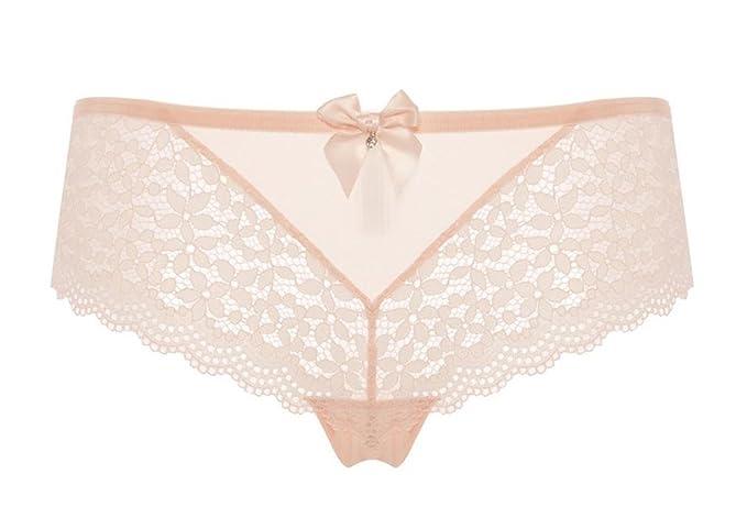 Primark - Braguitas - para mujer rosa Rubor 36/38: Amazon.es ...
