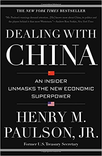 Book Dealing with China: An Insider Unmasks the New Economic Superpower