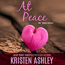 At Peace Audiobook by Kristen Ashley Narrated by Olivia Porter
