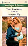 The English Bride, Margaret Way, 0373036191