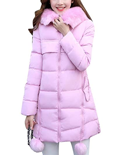 3efb61580f29 Battercake Winter Parka Ladies Long Fashion Leisure Outdoor Quilted ...
