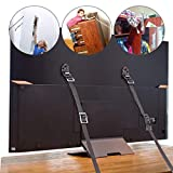 Anti-Tip Television and Furniture Anchor Strap for Child Safety (4 Pairs)
