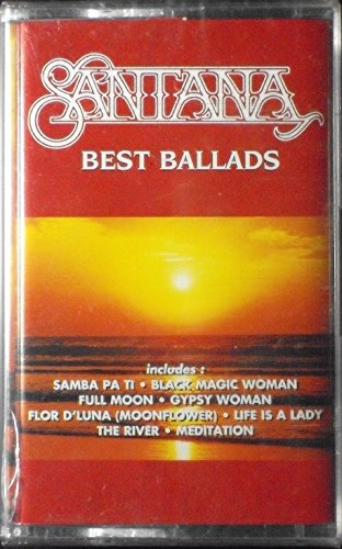Santana - Santana Best Ballads - Zortam Music