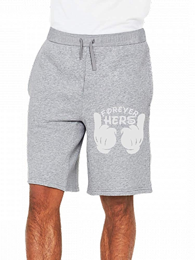 Forever Hers Mens Casual Shorts Pants