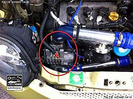 Turbo Compresor volumétrico Aisin Amr 300 Amr 500 amr300 amr500 Supercharger: Amazon.es: Coche y moto