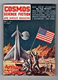 img - for Cosmos Science Fiction and Fantasy Magazines Vol. 1 Number 1 book / textbook / text book
