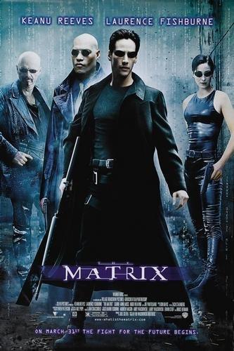 Matrix The Movie Poster 24