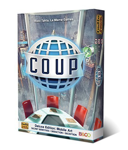 Coup Deluxe Edition: Mobile Art ()