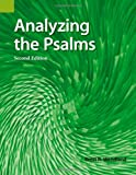 Analyzing the Psalms: With Exercises for Bible Students and Translators