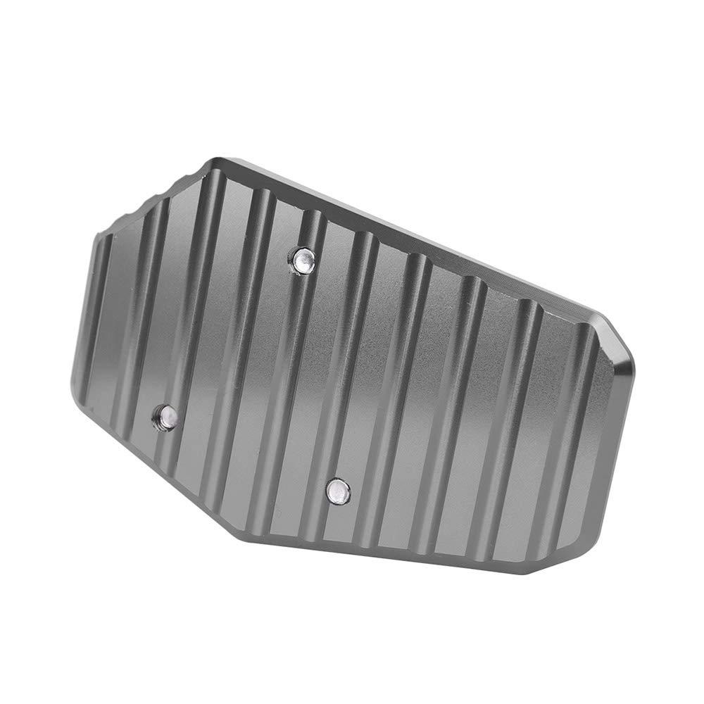 Noir XX eCommerce Moto Support lat/éral Agrandir Rembourrage pour 2014-2018 Plaque de Support pour b/équille lat/érale R1200RT R 1200 RT 2015 2016 2017