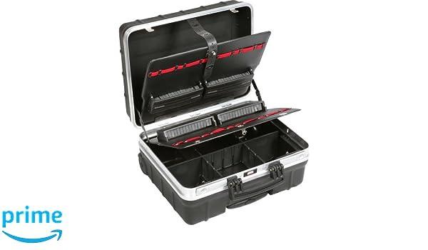 Sam Outillage TVR-T - Maletín para herramientas (polipropileno, con ruedas): Amazon.es: Bricolaje y herramientas