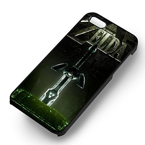 Zelda Link Poster pour Coque Iphone 6 et Coque Iphone 6s Case (Noir Boîtier en plastique dur) F7F4OF