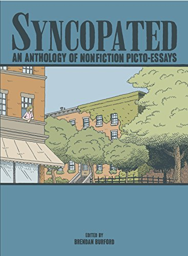Syncopated: An Anthology of Nonfiction Picto-Essays by Villard