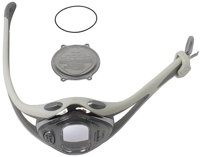 Timex Ironman Sleek | para banda reloj de pulsera banda de plástico gris Incluye Chasis T5 K026 T5 K036: Amazon.es: Relojes