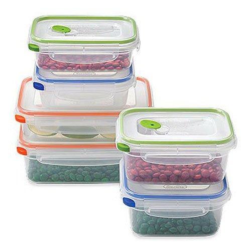 STERILITE 3018602 Ultra Container Multicolor