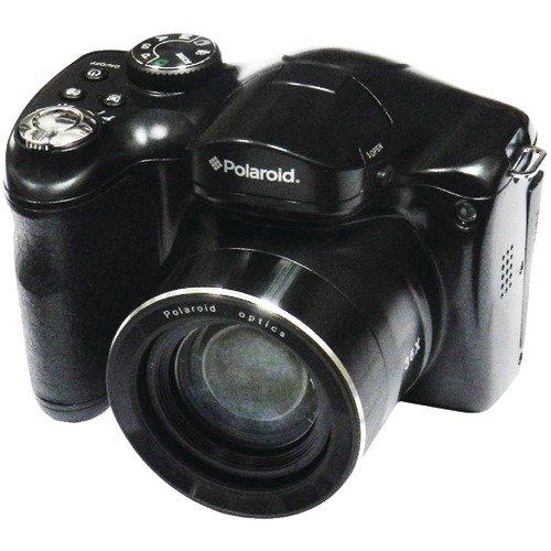 Polaroid ie3638-blk-box-pr 18デジタルカメラwith 2.4-inch LCD (ブラック)   B00DJGYR9W