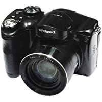 Polaroid IE3638-BLK-BOX-PR 18 Digital Camera with 2.4-Inch LCD (Black)