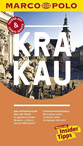 MARCO POLO Reiseführer Krakau: Reisen mit Insider-Tipps. Inklusive kostenloser Touren-App & Update-Service Taschenbuch – 30. Januar 2017 Joanna Tumielewicz MAIRDUMONT 3829728085 Krakau (Stadt)