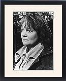 Framed Print of Iris Murdoch, British novelist and philosopher