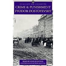 Crime And Punishment Audio Cassette