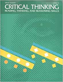 steck vaughn critical thinking Critical thinking level a reading thinking and reasoning skills critical thinking steck vaughn critical thinking, level c reading thinking and reasoning , critical thinking, level c.