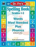 Spelling Book, Grades 1-2, Edward Fry, 1576907511