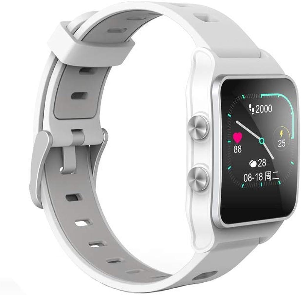 DAYLIN Relojes Inteligentes Deportivos Cuadrados Mujer Hombre Niño Niña Reloj Pulsera Inteligente IP68 con GPS Despertador Cronómetro Monitor de Ritmo Cardíaco Sueño Fitness Tracker Smart Watch
