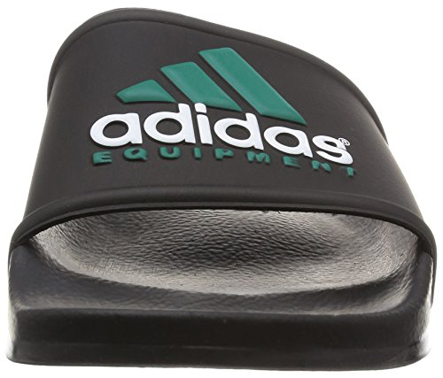Schwarz Ftwr Adilette Equipment Black adidas Core White EQT Core Black PqFzO0