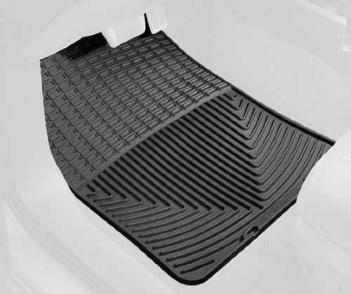 UPC 787765123358, WeatherTech Trim to Fit Front Rubber Mats for Ford Edge, Black