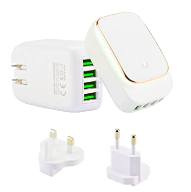 Review Viwind USB Wall Charger
