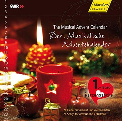 2009 Desk Calendar (2009 Musical Advent Calendar)
