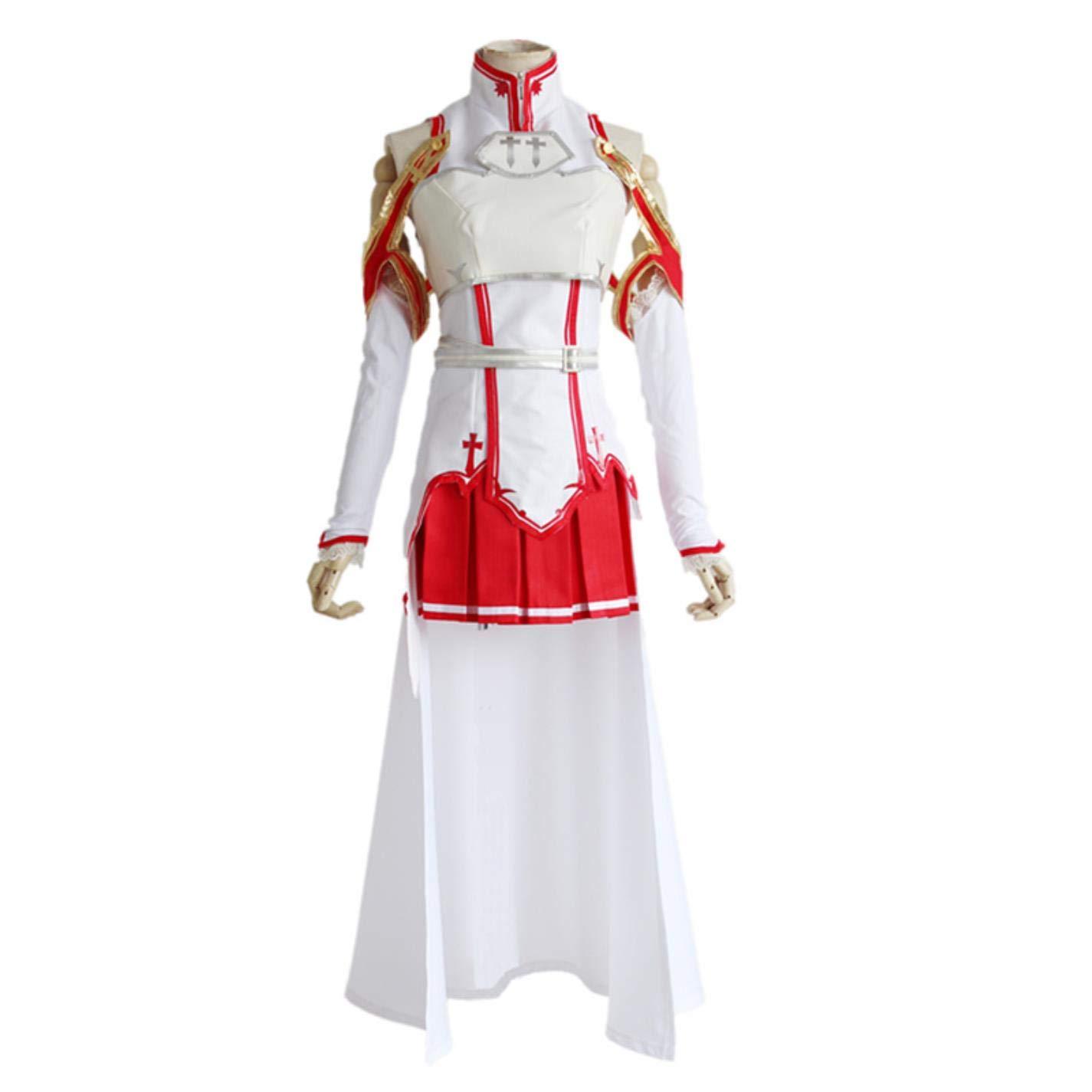 Amazon com: Anime Sword Art Online Cosplay Fighting Suit