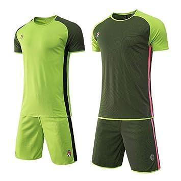 LBLZG Trajes De Fútbol para Hombres Uniformes para Hombres Ropa ...