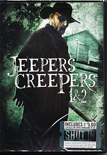- Jeepers Creepers 1 & 2