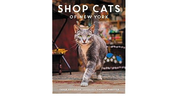 Shop Cats of New York (English Edition) eBook: Tamar ...