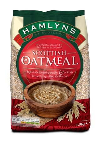 Hamlyn's Scottish Oatmeal, ()