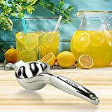 ACLUXS Lemon Squeezer,Stainless Steel Lemon Juicer, Sturdy Lime Squeezer, Anti-corrosive Manual Lime ACLUXS Juicer