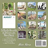 Out On The Porch Calendar 2022: August 2021