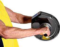 Gyro Grip, Spinning Portable Centrifugal Force Device for Upper-body Exercise with Electronic Display