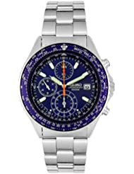 Seiko Mens SND255 Tachymeter Watch