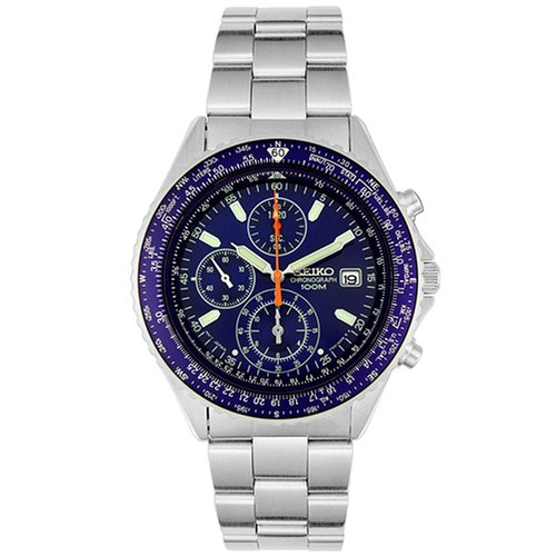 Seiko Tachymeter Watch (Seiko Men's SND255 Tachymeter Watch)