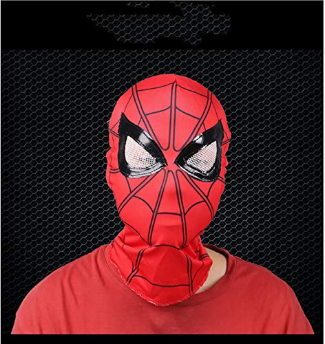 Spiderman Mask Homecoming Costume Cosplay Hood Adult (Homecoming) - http://coolthings.us