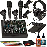 Mackie Performer Bundle with ProFX6v3 Effects