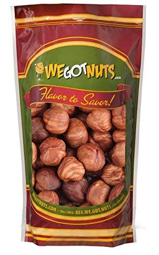 Nut Filbert - Raw Shelled Filberts Hazelnuts (2 lb)