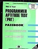 Programmer Aptitude Test (PAT), Jack Rudman, 0837306434