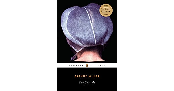 Amazon.com: The Crucible: A Play in Four Acts (9780142437339 ...